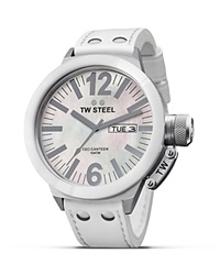 Tw Steel Ceo Canteen Stainless Steel Watch 45Mm No Color