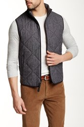 J.Crew Factory Walker Herringbone Vest Multi