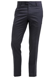 Filippa K Liam Suit Trousers Navy Dark Blue