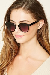 Forever 21 Gradient Cat Eye Sunglasses