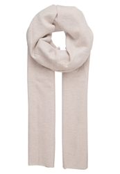 Bloom Scarf Cream Off White