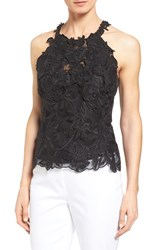 Kobi Halperin Women's 'Evelyn' Sleeveless Embroidered Lace Blouse