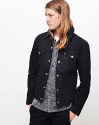 Levi's Commuter Trucker Jacket Black