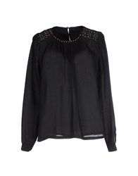 Cutie Shirts Blouses Women Black