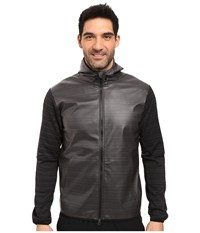 New Balance Kairosport Jacket Black Heather Men's Sweatshirt