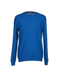 M.Grifoni Denim Sweaters Blue