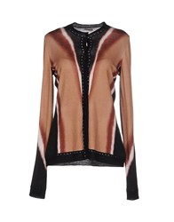 Philosophy Di Alberta Ferretti Knitwear Cardigans Women Brown