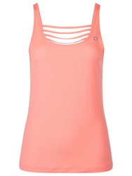 Lorna Jane Caprera Excel Tank Top Orange