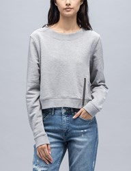 Cheap Monday Exact Zip Sweatshirt