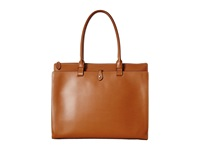 Lodis Audrey Jessica Work Satchel Toffee Chocolate Satchel Handbags Tan