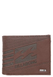 Billabong Junction Wallet Choc Brown