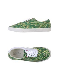 Bucketfeet Low Tops And Trainers Green