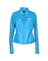 Crust Jackets Sky Blue