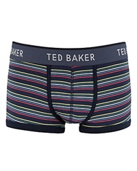 Ted Baker Hawklee Striped Boxers Navy