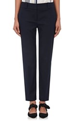 The Row Women's Blake Crop Pants Navy