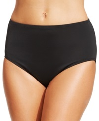 Jantzen Tummy Control Swim Brief Bottom Women's Swimsuit