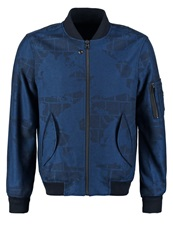 Uniforms For The Dedicated Dean Summer Jacket Indigo Dark Blue