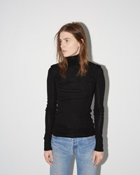Etoile Isabel Marant Joey Turtleneck Black