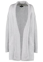 Soyaconcept Goda Cardigan Light Grey Melange Mottled Grey