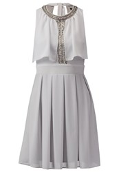 Tfnc Bivaly Cocktail Dress Party Dress Grey