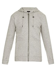 Lanvin Hooded Jersey Sweatshirt