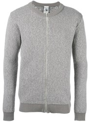 S.N.S. Herning 'Neuron' Cardigan Grey