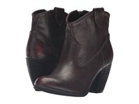 Not Rated Geronimo Wine Women's Boots Burgundy