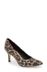 Bella Vita 'Define' Pointy Toe Pump Women Brown