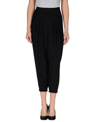 Andrew Gn Casual Pants Black