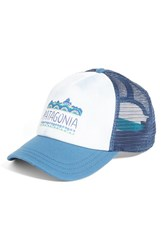Patagonia Women's Femme Fitz Roy Interstate Trucker Hat