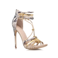 Kurt Geiger Native High Heel Occasion Shoes Nude