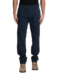 Fendi Trousers Casual Trousers Men Dark Blue