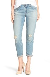 Women's Cj By Cookie Johnson 'Glory' Distressed Slim Boyfriend Jeans Ruby