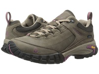Vasque Talus Trek Low Ultradry Black Olive Damson Women's Boots Brown