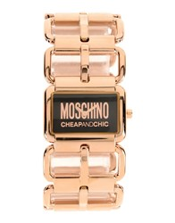 Moschino Cheap And Chic Moschino Cheapandchic Timepieces Wrist Watches Women Copper