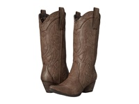 Volatile Haystack Brown Women's Pull On Boots