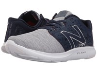 New Balance M530v2 Silver Mink Pigment Crimson Gunmetal Men's Running Shoes Gray
