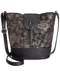 Styleandco. Style Co. Vvini Bucket Bag Only At Macy's Galaxy Metallic