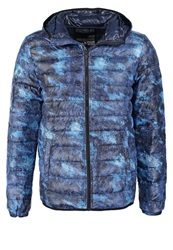 Your Turn Down Jacket Blue