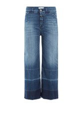 Closed Niki Cropped Jeans Blue
