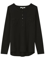 Gerard Darel Faye T Shirt Black