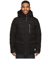 O'neill Sculpture Jacket Black Out Men's Coat