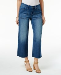 Styleandco. Style Co. Cropped Madrid Wash Wide Leg Jeans Only At Macy's