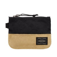Head Porter Jackson Zip Wallet Black