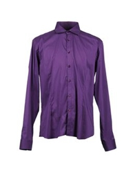 Hotel Long Sleeve Shirts Mauve