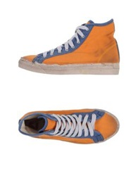 Cycle High Tops And Trainers Orange