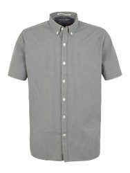 Racing Green Cologne Short Sleeve Shirt Slate