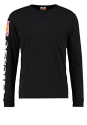 Ellesse Pericoli Long Sleeved Top Anthracite