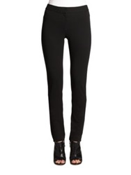 Derek Lam Jersey Leggings Navy Black