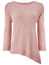 Phase Eight Bianca Batwing Jumper Pale Pink